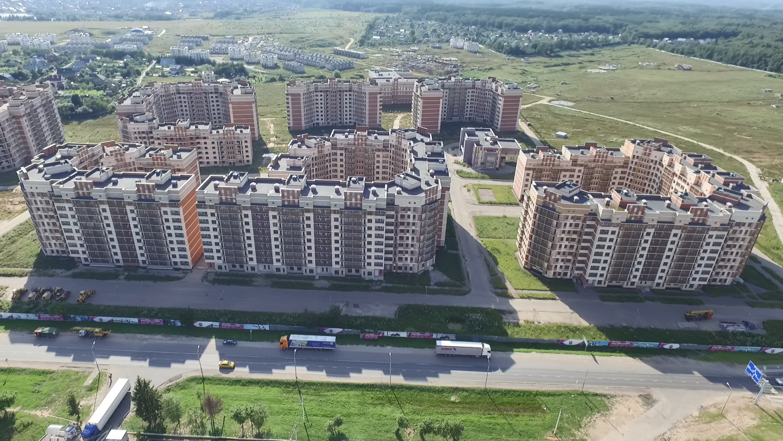Стройэкспертиза жилых комплексов