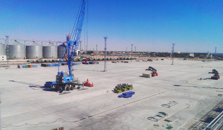 Строительный аудит Актауского Морского Северного Терминала - строительная готовность на уровне 80-90%