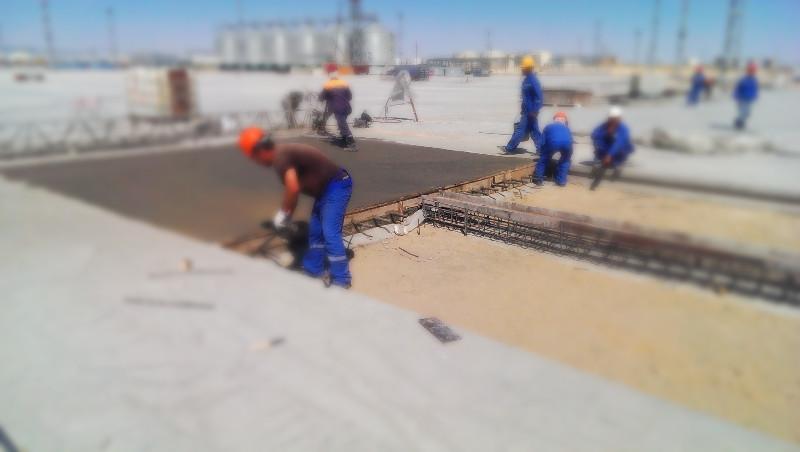 Строительный, технологический и ценовой аудит строительства высокопрочных покрытий