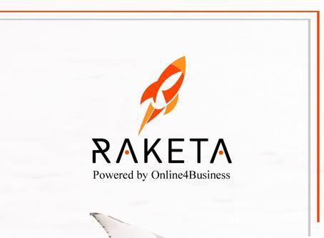 Raketa - онлайн платформа для відряджень