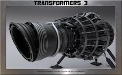 After Burner Wrecker Engine