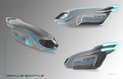 Orville Shuttle Concept