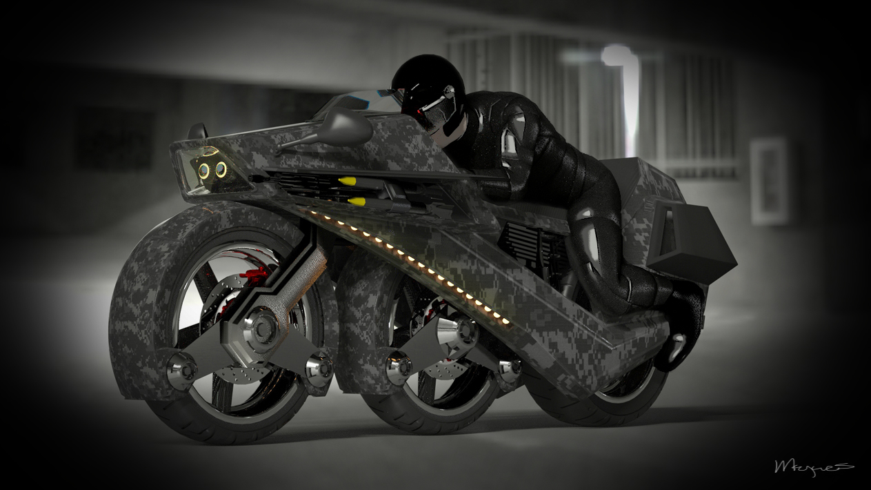 Firefly Motorcycle Concept