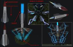 Godzilla V. Kong  Javelin Weapon