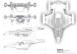 """H.E.A.V. Concept """"A"""""""