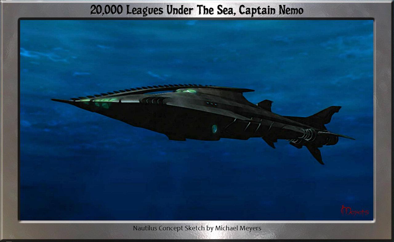 Nautilus Reboot Concept
