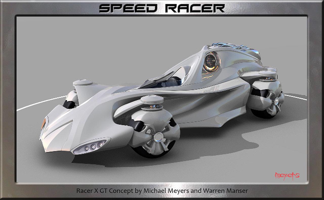 Racer X Gt