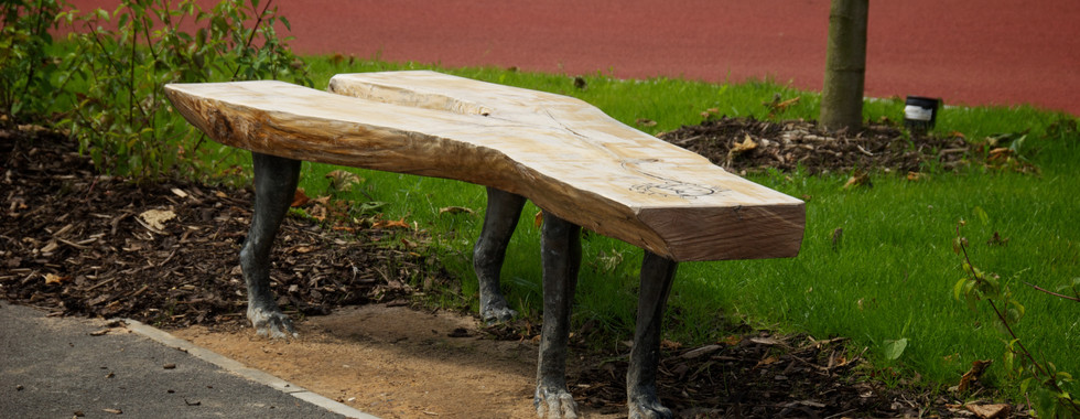 Dog Foot Bench, Wisewood