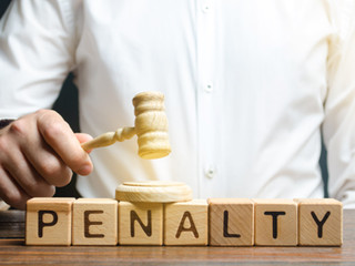 Proposed Section 111 Penalties Rule Still Pending