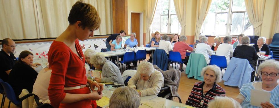 Lunch Club Consultation