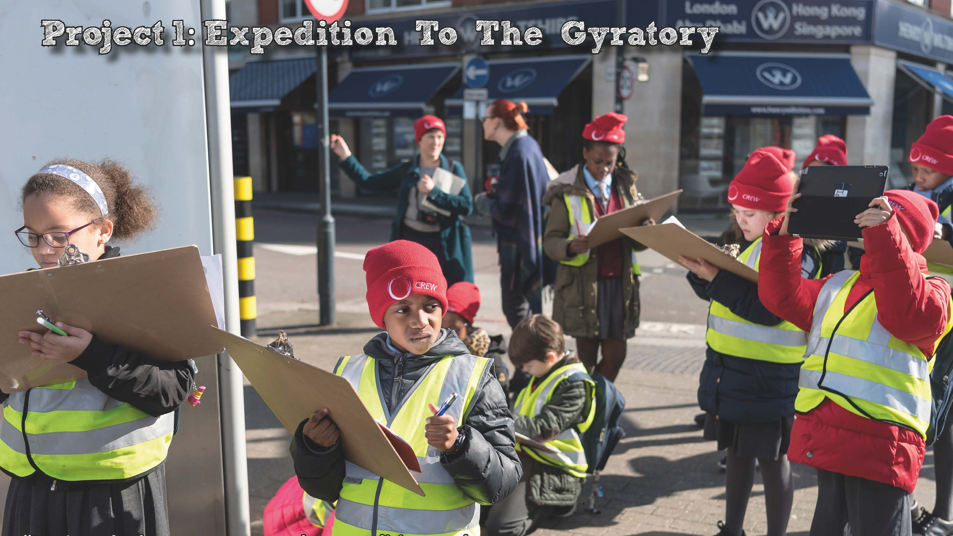 Expedition to the Gyratory