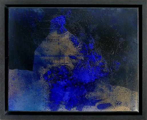 'Rest', Mixed Media on Canvas