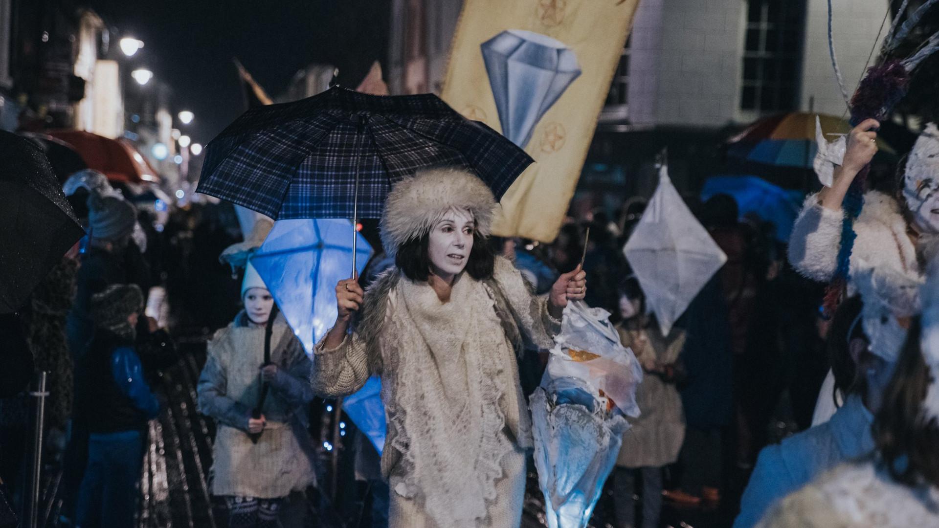 Samhain Parade, Clonakilty, Geata Arts, 2018