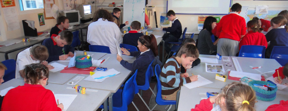 Wisewood Primary Story Writing Workshop
