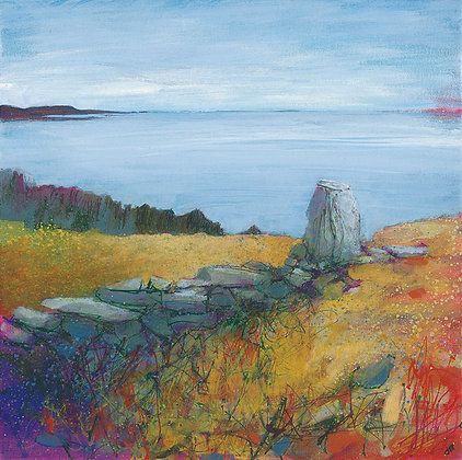 'Landscapes' Greetings Cards by Jo Ashby, Pack of 4