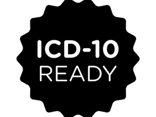 CMS Alert: ICD-10 Reporting Reminder