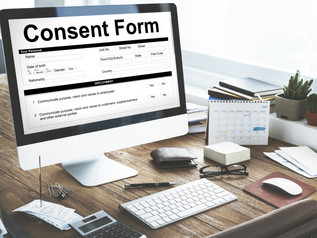 Consent Form Requirement Changes Coming Soon