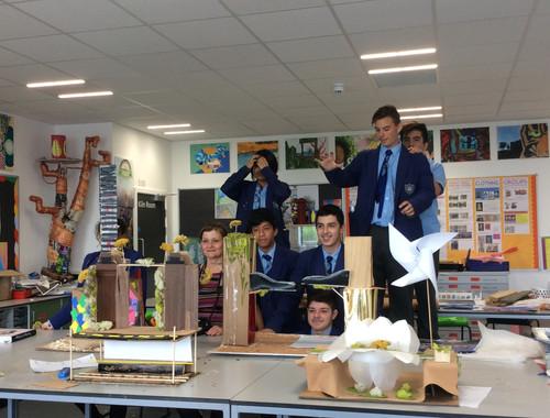 'Exploring Nine Elms' Architecture Workshop