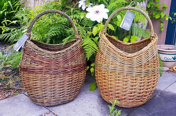 Round Heart Shopping Basket