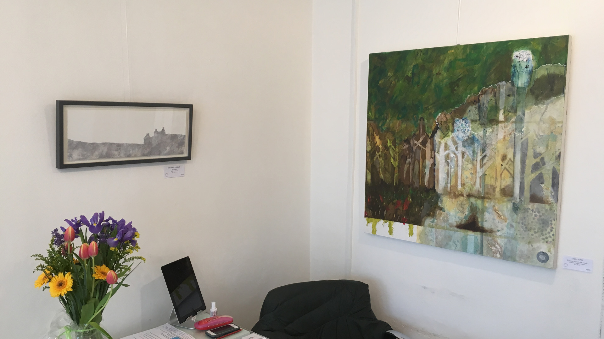 Alternative View Exhibition at Blue House Gallery, Schull