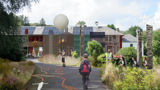 CECAS Centre at Myross House, Future View