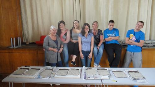 NEET Group Ceramics Workshop
