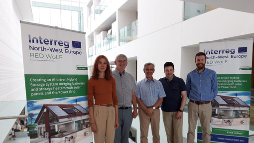 Irish Partners on RED WoLF Project
