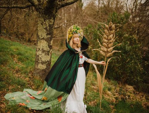 Meadow Goddess Brigid