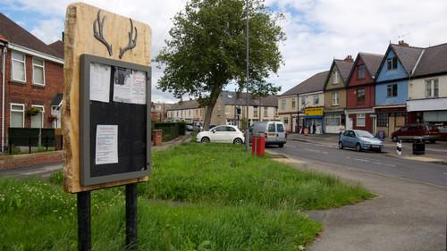 Community Noticeboard, Wisewood