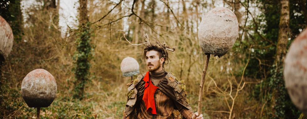 Woodland Green Man