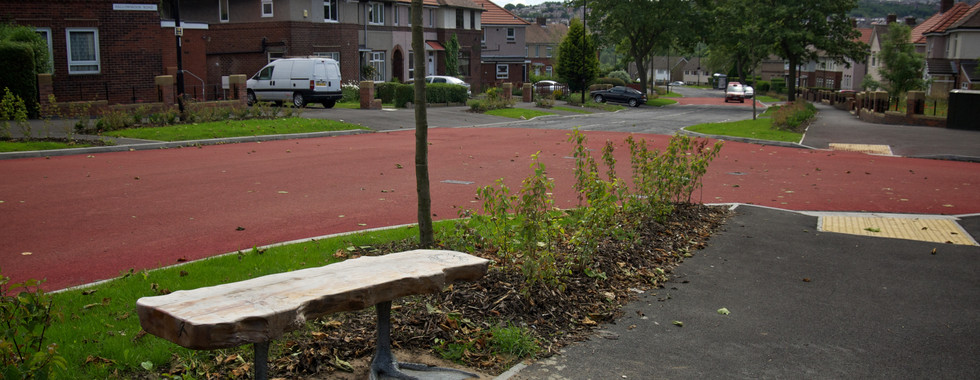 Goose Foot Bench, Wisewood
