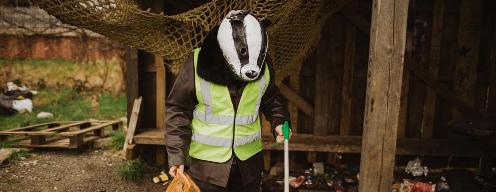 Town Puca Badger