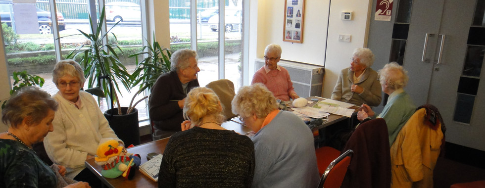 Church Knitting Group Workshop