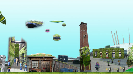 'Emotional Landscapes and the Edible City' Project