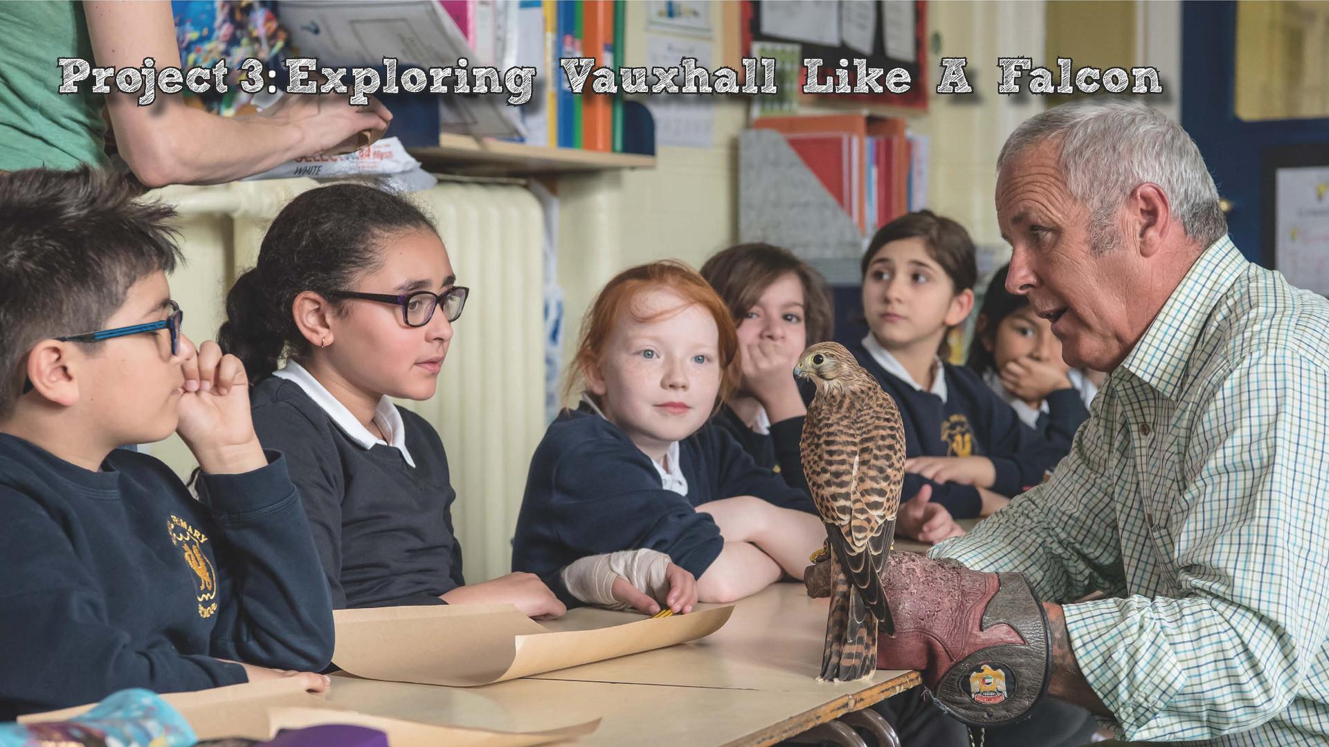 Exploring Vauxhall Like A Falcon