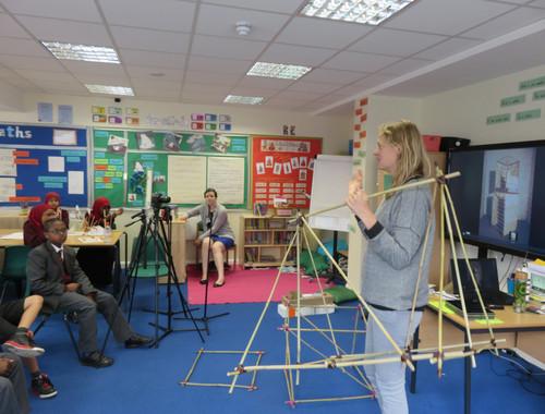 'Exploring Nine Elms' Sculpture Workshop