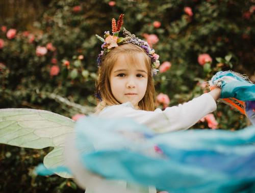Meadow Flower Fairy
