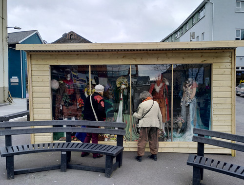 Costume Display by day