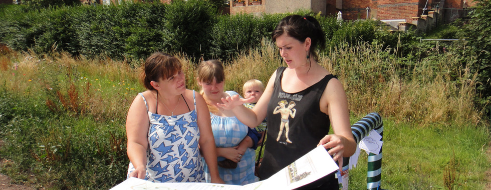 Public Consultation on New Park