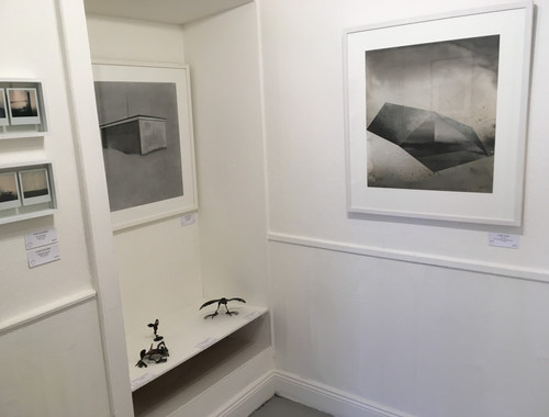 Work by Laura Wade, Ciara Rodgers and Dubhaltach Ó'Colmáin