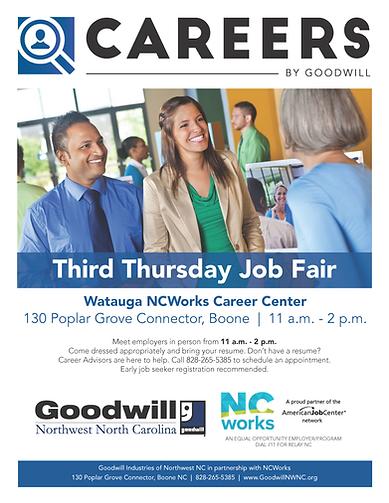 Third Thursday Job Fair.png