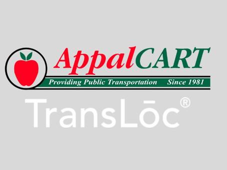 TransLoc App Assistance