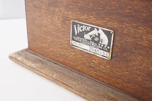 1911 Victor Phonograph Model V V- I V By Victor Talking Machine