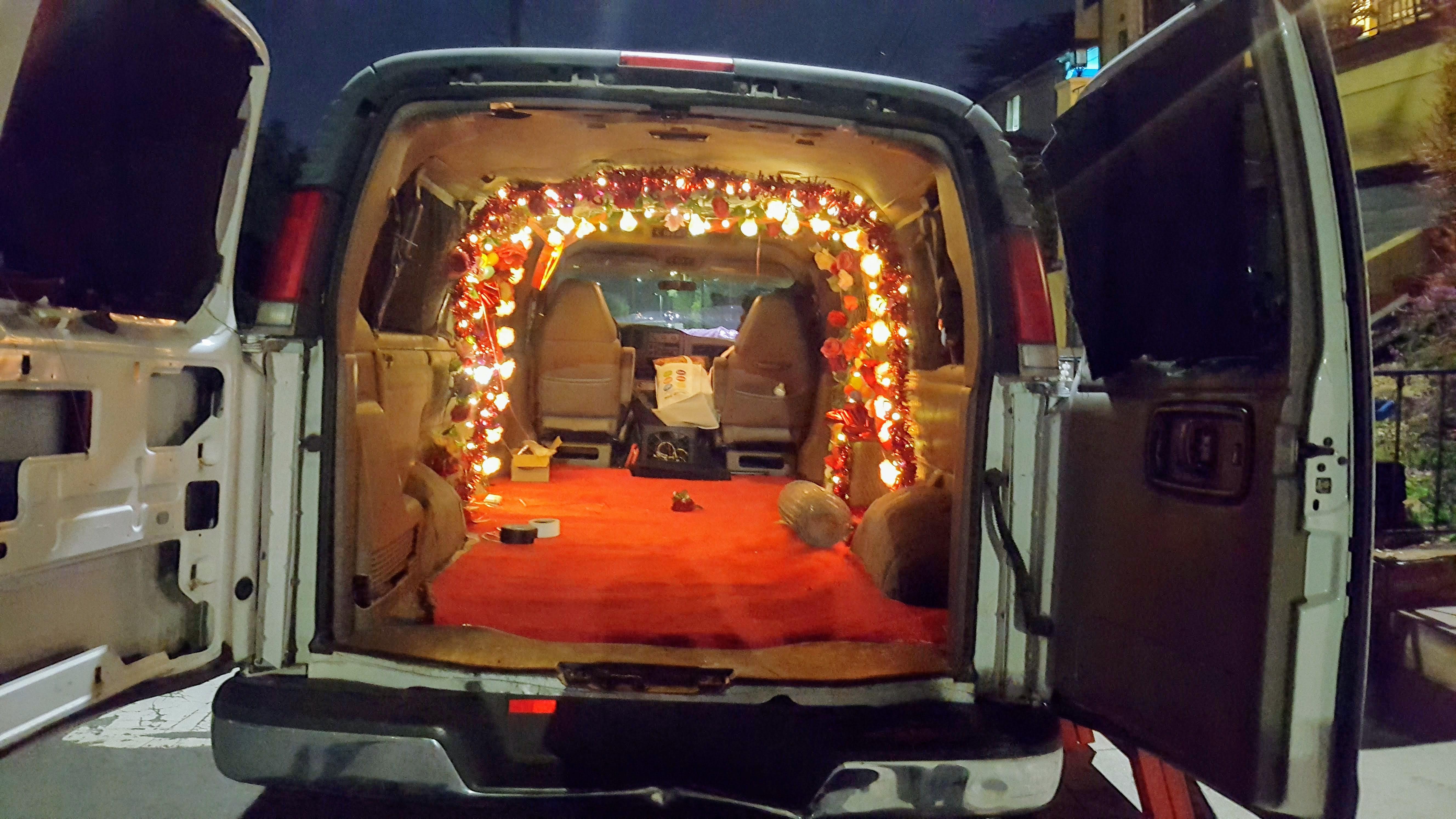 The Valentine Van
