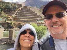 Inca Bridge - Peru