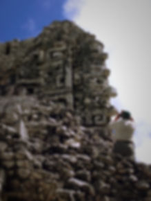 Visit Xpujil, Becán and Chicanná