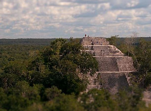 Tour to Calakmul