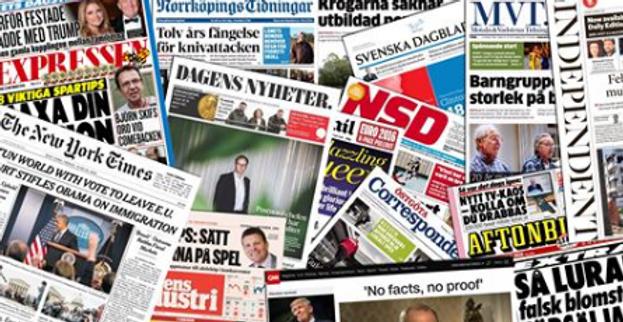 Thomas Mattsson, chefredaktör Expressen: Grundlagsändringen blir en inskränkning av yttrandefriheten