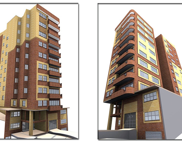 32 unit residential complex