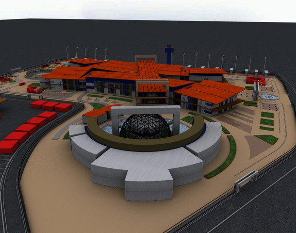 TERMINAL AND MOTEL